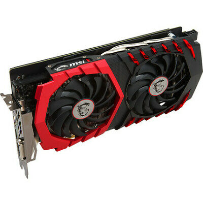$ CDN392.34 • Buy MSI NVIDIA GeForce GTX 1060 Gaming 6gb Video Card - Excellent Condition