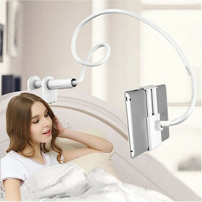 360 Gooseneck Table Bed Clamp Stand Holder Mount For IPad Tablet Flexible Arm GL • 9.99£
