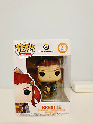 AU17 • Buy Overwatch New Brigitte Funko Pop Vinyl