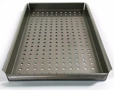 $62.60 • Buy New Ritter Midmark M9 Large Tray Stainless Ultraclave Autoclave Sterilizer Tray