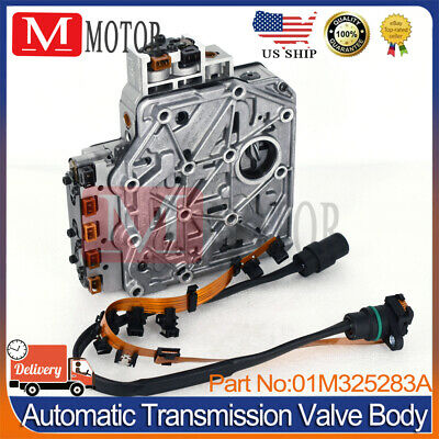 $103.99 • Buy 01M325283A OEAutomatic Transmission Valve Body Suit For VW Jetta Golf Beetle CAR