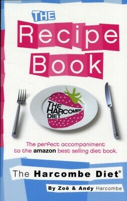 Harcombe Diet The Recipe Book • 13.73£