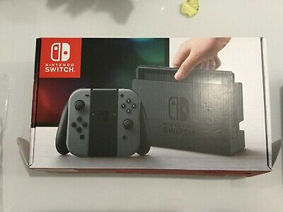 AU405 • Buy Nintendo Switch Grey Fantastic Condition Comes With Three Games