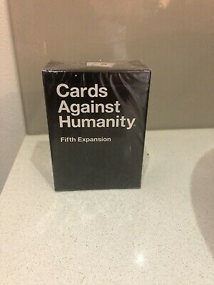AU11.95 • Buy Cards Against Humanity 5th Expansion Pack - Adult Fun Card Game Fifth Edition