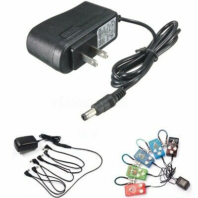 $ CDN11.44 • Buy Guitar Pedal Power Supply Adapter AC Output For Effect Pedal Boards 9V G R