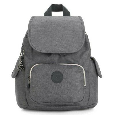 Kipling City Pack Mini Grey T81833/ Backpacks Unisex Grey , Backpacks Kipling • 62.49£
