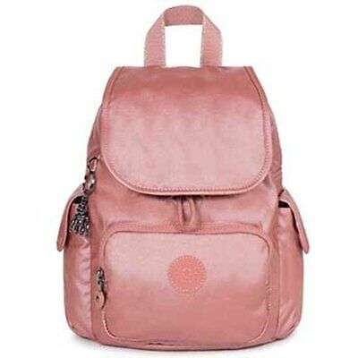 Kipling City Pack Mini Pink T81845/ Backpacks Unisex Pink , Backpacks Kipling • 62.49£