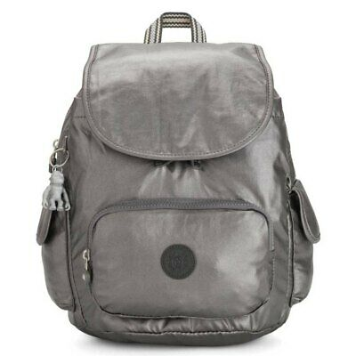 Kipling City Pack S Grey T81856/ Backpacks Unisex Grey , Backpacks Kipling • 68.99£