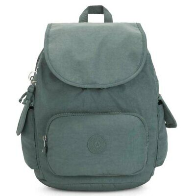 Kipling City Pack S Green T81850/ Backpacks Unisex Green , Backpacks Kipling • 64.99£