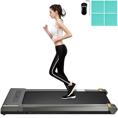 AU298.99 • Buy Electric Treadmill Home Gym Exercise Machine Fitness Equipment Under Desk