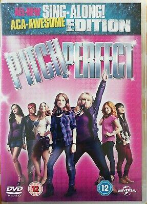 Pitch Perfect: Sing-along DVD (2015)  • 1.95£