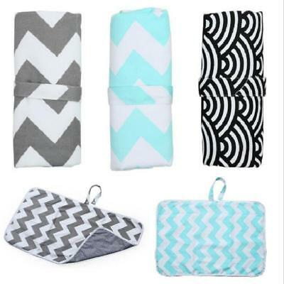 AU6.70 • Buy Portable Outdoor Baby-Changing Pad Accessories Travel Foldable Kid Supplies LS