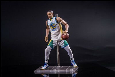 $33.89 • Buy NBA Collection Stephen Curry Motion Masterpiece 1/9 Scale Action Figure In Box