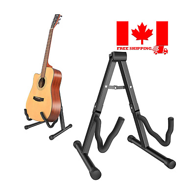 $ CDN23.09 • Buy Universal A-frame Foldable Guitar Stand The Perfect Choice For All Guitars