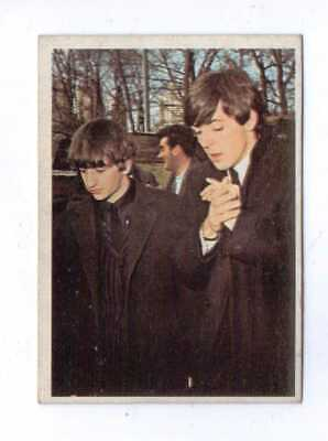 $0.99 • Buy 1964 Topps Beatles Color Cards #58 Ex