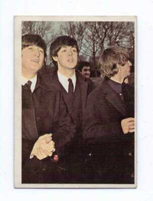 $0.99 • Buy 1964 Topps Beatles Color Cards #59 Ex