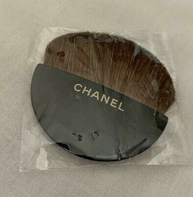Chanel MINI Flat Powder / Highlighter / Contour Brush Authentic - SEALED • 7.99£