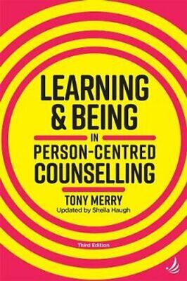 £20.48 • Buy Learning And Being In Person-Centred Counselling (third Edition) 9781910919590