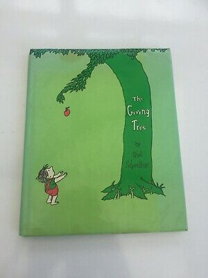 The Giving Tree By Shel Silverstein 1964 Hardback Book • 4.99£