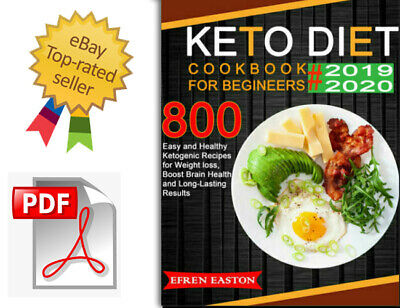 $2.99 • Buy The Complete Keto Diet Cookbook For Beginners 2019_ Quick & Easy Recipes For Bus
