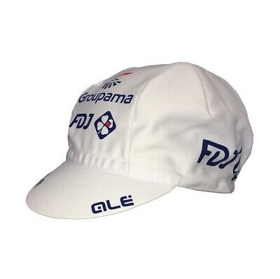 Groupama Fdj 2020 Pro Cycling Team Summer Under Helmet Bike Bicycle Hat Cap  • 9.99£