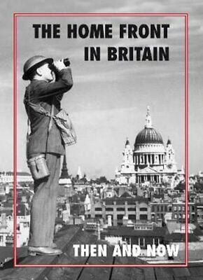 £26.38 • Buy The Home Front In Britain Then And Now By Winston And Gail Ramsey 9781870067973