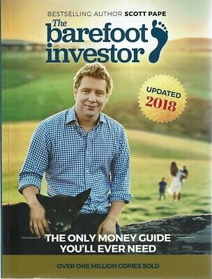 AU30.60 • Buy The Barefoot Investor By Pape Scott - Book - Pictorial Soft Cover