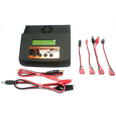 C6D Multifunction Mains/12V Powered Battery Charger Li-Po Ni-MH, RC Battery • 41.95£