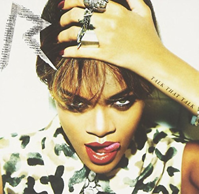 AU21.53 • Buy Rihanna-talk That Talk (ed) Cd New