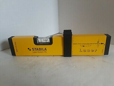 Stabila Laser System 70L Level Only With Case • 21.49£