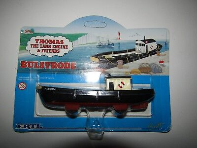 Thomas The Tank Engine And Friends ERTL Bulstrode The Boat SEALED ON CARD (B) • 19.99£