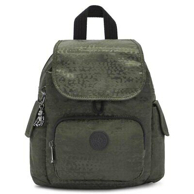 Kipling City Pack Mini Backpacks Suitcases And Bags Green Unspecified • 83.49£