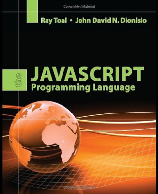 Toal-The Javascript Programming Language BOOK NEW • 51.69£