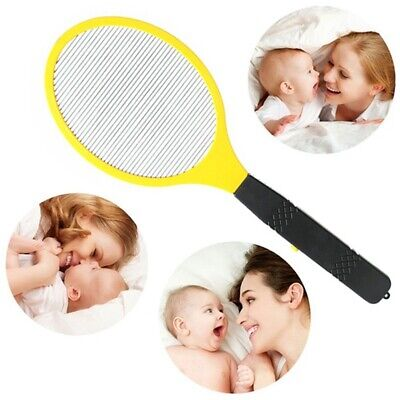 AU12.72 • Buy Mosquito Swatter Killer Racket Handheld Insect Fly Bug Wasp Fly Swatter Electric