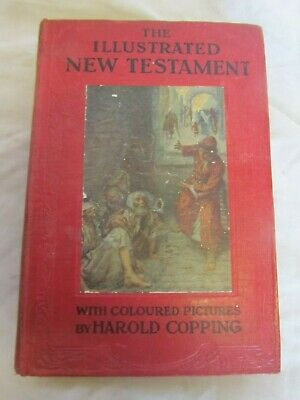 £24.99 • Buy The Illustrated New Testament By Harold Copping