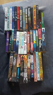 AU70 • Buy James Patterson Books