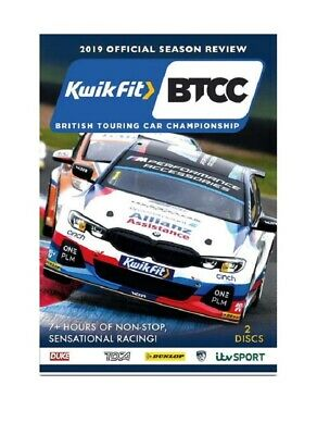 2019 BTCC DVD - The Official Review By Duke - British Touring Car - SAVE 50% New • 9.99£