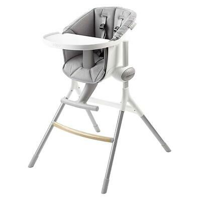 £165 • Buy BEABA Up & Down High Chair Bundle With Insert (White/Grey) - From 6 Months