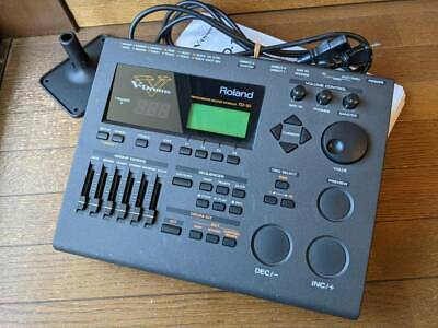 AU516.65 • Buy Roland TD-10 V-Drums Electronic Drum Brain Drum Machine Sound Module Used