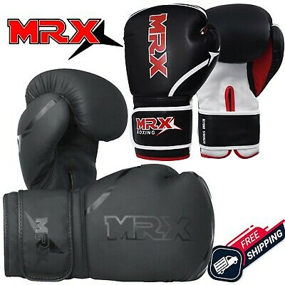 $ CDN26.71 • Buy MRX Boxing Gloves Punching Bag MMA Training Sparring Adult Youth Kids Sizes