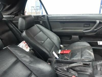 FRONT SEAT BMW 3 SERIES E36 1993 TO 1999 328i 2DR CONVERTIBLE PASSENGER 11465163 • 100£