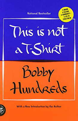 Hundreds Bobby-This Is Not A T Shirt BOOK NEW • 9.78£