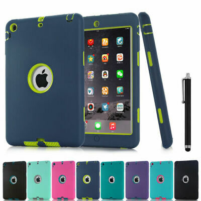 AU18.79 • Buy Shockproof Heavy Kids Duty Case Cover For Ipad 6th 5th Generation 2018 New 9.7