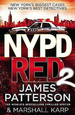 AU19.87 • Buy NEW NYPD Red 2 By James Patterson Paperback Free Shipping