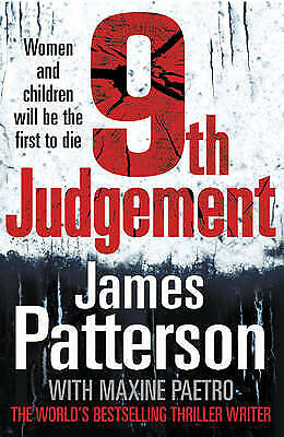 AU12.99 • Buy 9th Judgement By James Patterson BRAND NEW AUS STOCK