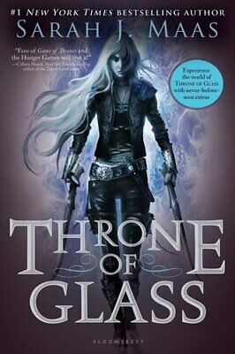 $8.39 • Buy Throne Of Glass By Maas, Sarah J Book The Fast Free Shipping