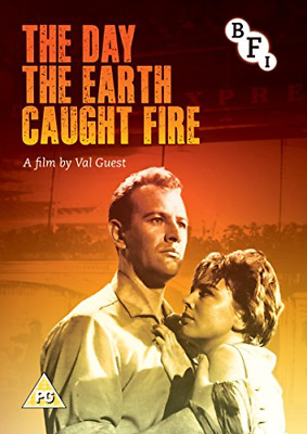 £6.76 • Buy The Day The Earth Caught Fire DVD (2014) Edward Judd