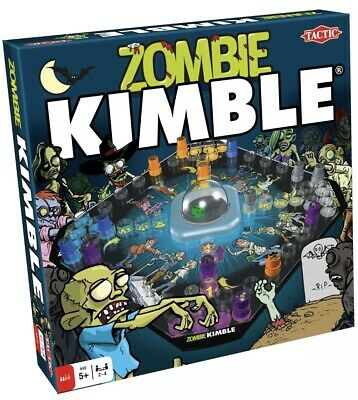 Tactic Games Zombie Kimble Board Game • 14.99£