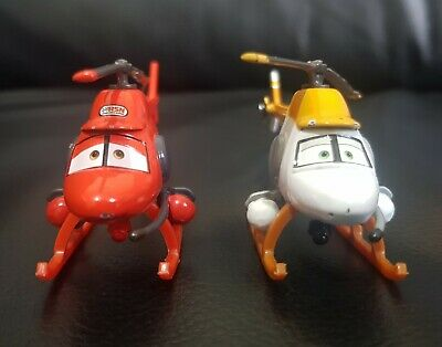 Disney Cars 1 Helicopters Diecast (x2) • 9.99£