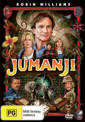 AU14.99 • Buy Jumanji (1995) [new Dvd]